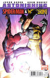Cover for Astonishing Spider-Man & Wolverine (Marvel, 2010 series) #3