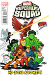 Cover for Marvel Super Hero Squad (Marvel, 2010 series) #9
