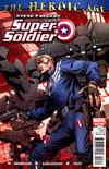 Cover for Steve Rogers: Super-Soldier (Marvel, 2010 series) #3
