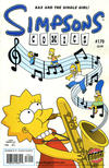 Cover for Simpsons Comics (Bongo, 1993 series) #170