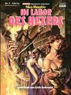 Cover for Gespenster-Geschichten präsentiert: (Bastei Verlag, 1985 series) #7 - Nico Macchia - Im Labor des Hexers