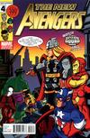 Cover Thumbnail for New Avengers (2010 series) #4 [Super Hero Squad Variant]