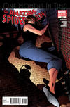 Cover for The Amazing Spider-Man (Marvel, 1999 series) #640 [Joe Quesada Variant Cover]