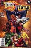 Cover for Teen Titans (DC, 2003 series) #1 [Michael Turner Cover]