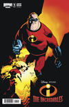 Cover Thumbnail for The Incredibles: Family Matters (2009 series) #1 [Cover E]
