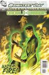Cover Thumbnail for Green Lantern: Emerald Warriors (2010 series) #2 [Felipe Massafera Variant Cover]