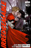 Cover for Irredeemable (Boom! Studios, 2009 series) #10 [Cover B]
