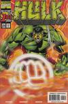 Cover Thumbnail for Hulk (1999 series) #1 [Sunburst variant]