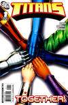 Cover for Titans (DC, 2008 series) #1