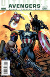 Cover for Ultimate Avengers (Marvel, 2009 series) #1