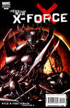 Cover for X-Force (Marvel, 2008 series) #14 [Crain Cover]