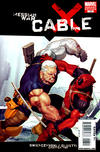Cover for Cable (Marvel, 2008 series) #13 [Olivetti Cover]