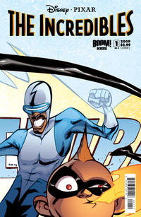 Cover Thumbnail for The Incredibles: Family Matters (Boom! Studios, 2009 series) #1 [Cover C]