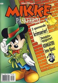 Cover Thumbnail for Mikke påskekrim (Hjemmet / Egmont, 2000 series) #[2000]