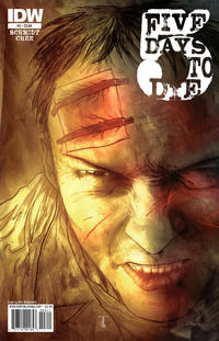 Cover Thumbnail for 5 Days to Die (IDW, 2010 series) #3 [Regular Cover]