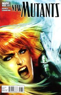 Cover Thumbnail for New Mutants (Marvel, 2009 series) #17