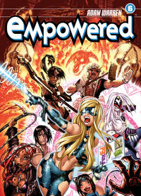 Cover Thumbnail for Empowered (Dark Horse, 2007 series) #6
