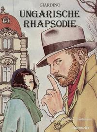Cover Thumbnail for Die Abenteuer Max Friedmans (Carlsen Comics [DE], 1985 series) #[1] - Ungarische Rhapsodie