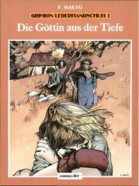 Cover Thumbnail for Grimion Lederhandschuh (Carlsen Comics [DE], 1986 series) #1 - Die Göttin aus der Tiefe
