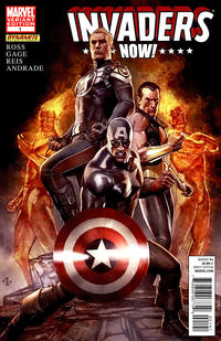 Cover Thumbnail for Invaders Now! (Marvel, 2010 series) #1 [Variant Edition - Invaders]