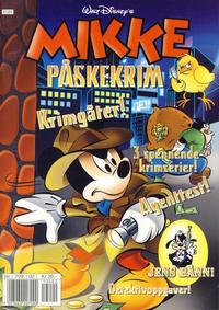 Cover Thumbnail for Mikke påskekrim (Hjemmet / Egmont, 2000 series) #[2001]