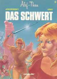 Cover Thumbnail for Alef-Thau (Carlsen Comics [DE], 1986 series) #3 - Das Schwert