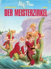 Cover for Alef-Thau (Carlsen Comics [DE], 1986 series) #5 - Der Meisterzirkel