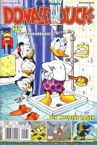 Cover Thumbnail for Donald Duck & Co (Hjemmet / Egmont, 1997 series) #37/2010