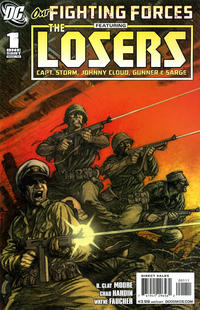 Cover Thumbnail for Our Fighting Forces (War One-Shot) (DC, 2010 series) #1