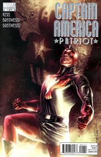 Cover Thumbnail for Captain America: Patriot (Marvel, 2010 series) #1