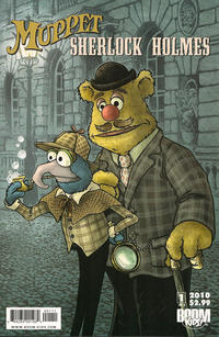 Cover Thumbnail for Muppet Sherlock Holmes (Boom! Studios, 2010 series) #1