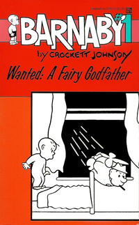 Cover Thumbnail for Barnaby (Ballantine Books, 1985 series) #1 - Wanted: A Fairy Godfather