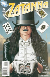 Cover Thumbnail for Zatanna (DC, 2010 series) #5 [Brian Bolland Variant Cover]