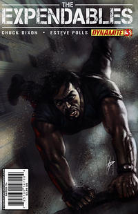 Cover Thumbnail for The Expendables (Dynamite Entertainment, 2010 series) #3