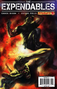 Cover Thumbnail for The Expendables (Dynamite Entertainment, 2010 series) #4