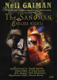 Cover Thumbnail for The Sandman: Endless Nights (DC, 2003 series)