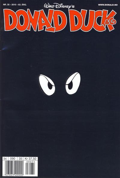 Cover for Donald Duck & Co (Hjemmet / Egmont, 1948 series) #35/2010