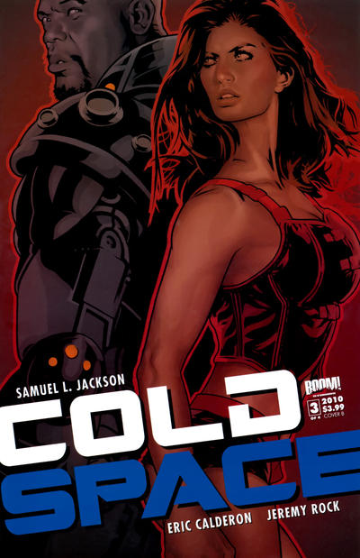 Cover for Cold Space (Boom! Studios, 2010 series) #3