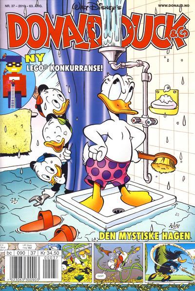 Cover for Donald Duck & Co (Hjemmet / Egmont, 1948 series) #37/2010