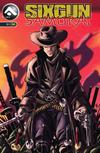 Cover for Sixgun Samurai (Alias, 2005 series) #4