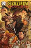Cover for Sixgun Samurai (Alias, 2005 series) #6