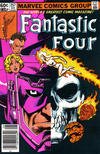 Cover Thumbnail for Fantastic Four (1961 series) #257 [Newsstand Edition]