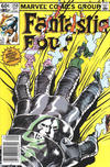 Cover Thumbnail for Fantastic Four (1961 series) #258 [Newsstand Edition]