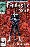 Cover for Fantastic Four (Marvel, 1961 series) #262 [Direct]