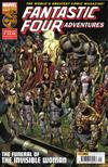 Cover for Fantastic Four Adventures (Panini UK, 2010 series) #9