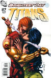 Cover for Titans (DC, 2008 series) #27