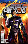 Cover Thumbnail for Secret Avengers (2010 series) #5