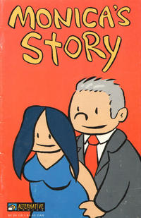 Cover Thumbnail for Monica's Story (Alternative Comics, 1999 series)