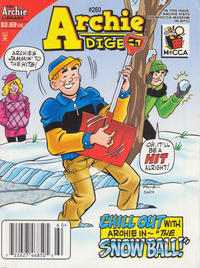Cover Thumbnail for Archie Comics Digest (Archie, 1973 series) #260 [Newsstand]