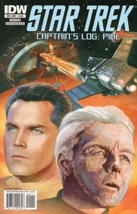 Cover Thumbnail for Star Trek: Captain's Log: Pike (IDW, 2010 series) #[nn]